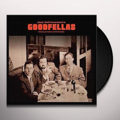 Joey Defrancesco GOODFELLAS Vinyl Record