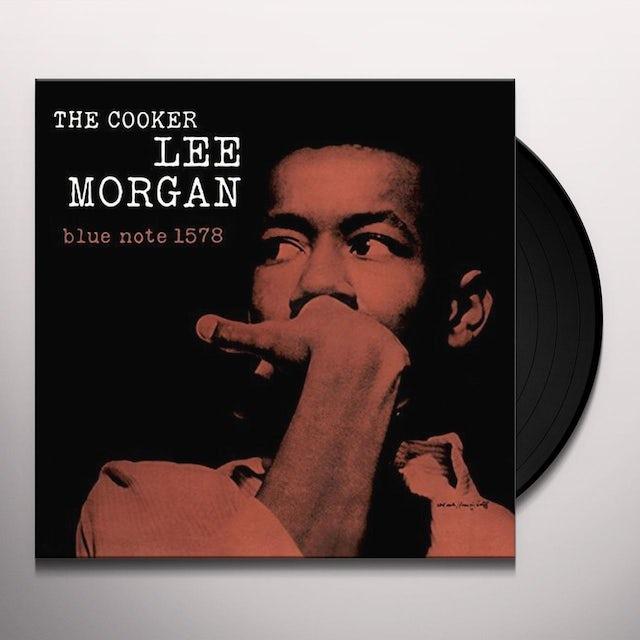 Lee Morgan COOKER Vinyl Record