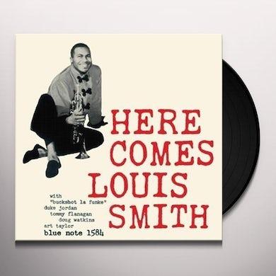 Louis Smith HERE COMES Vinyl Record