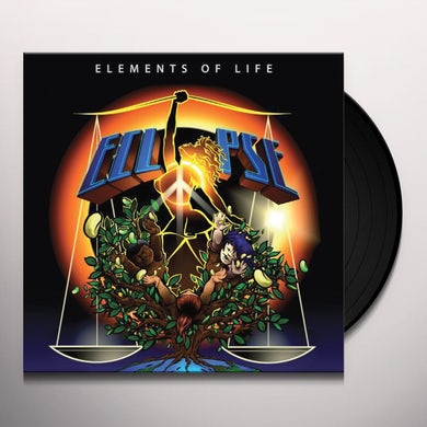 Louie / Elements Of Life Vega ECLIPSE Vinyl Record