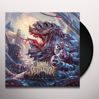 Within Destruction DEATHWISH Vinyl Record