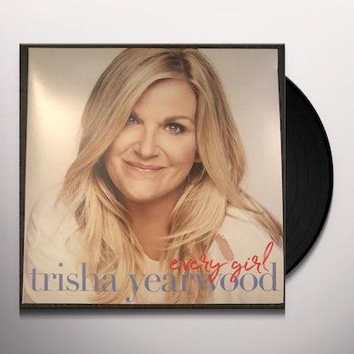 Trisha Yearwood EVERY GIRL Vinyl Record