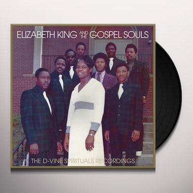 Elizabeth King &  & The Gospel Souls D-VINE SPIRITUALS RECORDINGS Vinyl Record