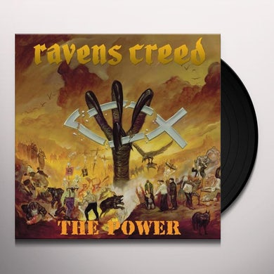 Ravens Creed POWER Vinyl Record