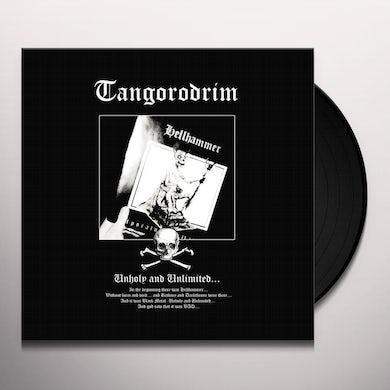 Tangorodrim UNHOLY & UNLIMITED Vinyl Record