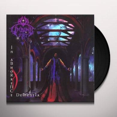 Limbonic Art IN ABHORRENCE DEMENTIA Vinyl Record