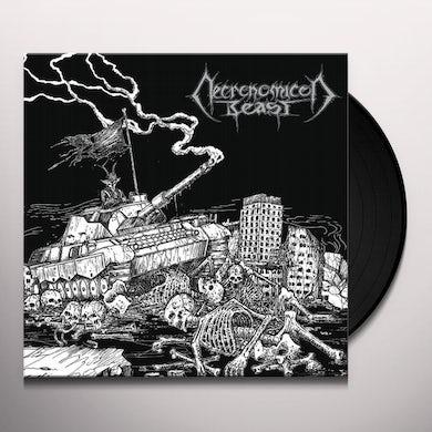 Necronomicon Beast SOWERS OF DISCORD Vinyl Record