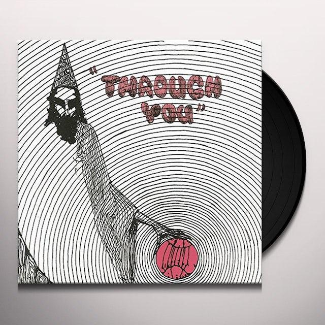CONTENTS ARE THROUGH YOU Vinyl Record