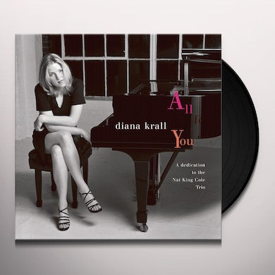 ALL FOR YOU: DEDICATION TO THE NAT KING COLE TRIO Vinyl Record