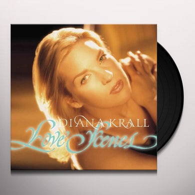 Diana Krall LOVE SCENES Vinyl Record