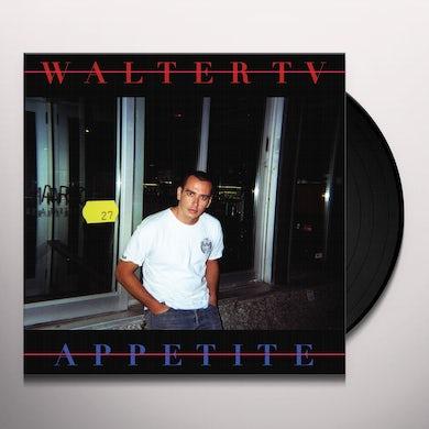 WALTER TV APPETITE Vinyl Record