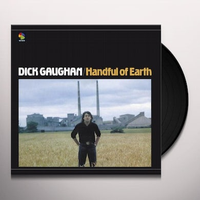 Dick Gaughan HANDFUL OF EARTH Vinyl Record