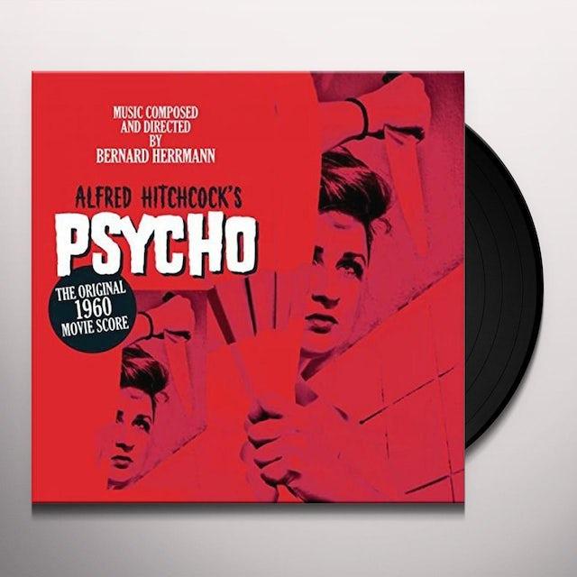 ALFRED HITCHCOCK'S PSYCHO ORIGINAL 1960 SCORE