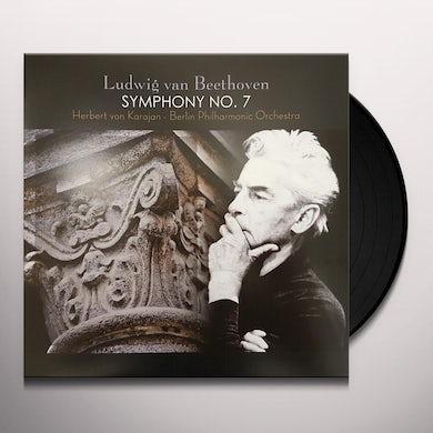 Ludwig van Beethoven SYMPHONY NO. 7 Vinyl Record