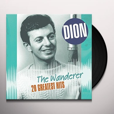 Dion WANDERER: 20 GREATEST HITS Vinyl Record