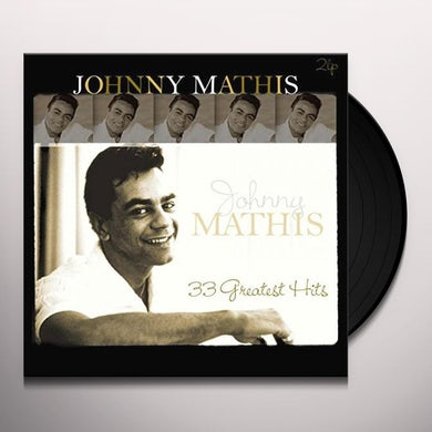 33 GREATEST HITS Vinyl Record