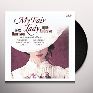 My Fair Lady Original Soundtrack Vinyl Record