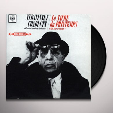 LE SACRE DU PRINTEMPS Vinyl Record