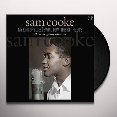 Sam Cooke MY KIND OF BLUES / SWING LOW Vinyl Record