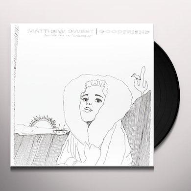 Matthew Sweet GOODFRIEND Vinyl Record
