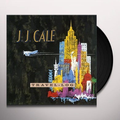 J.J. Cale TRAVEL LOG Vinyl Record