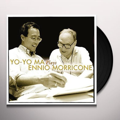 PLAYS ENNIO MORRICONE Vinyl Record