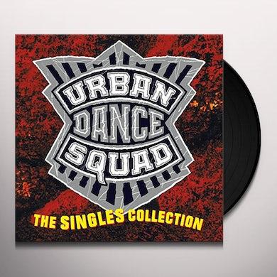 Urban Dance Squad SINGLES COLLECTION Vinyl Record
