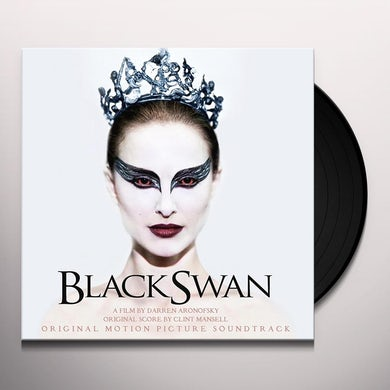Clint Mansell BLACK SWAN / Original Soundtrack Vinyl Record
