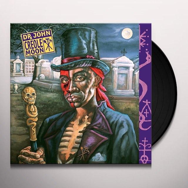Dr. John CREOLE MOON Vinyl Record