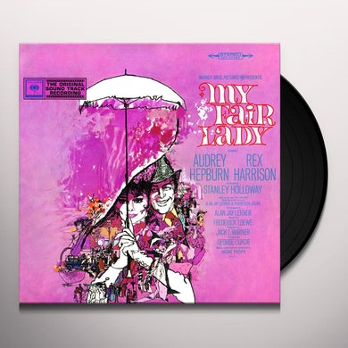 MY FAIR LADY: EXPANDED / Original Soundtrack Vinyl Record