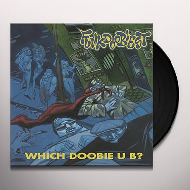 WHICH DOOBIE U B? Vinyl Record