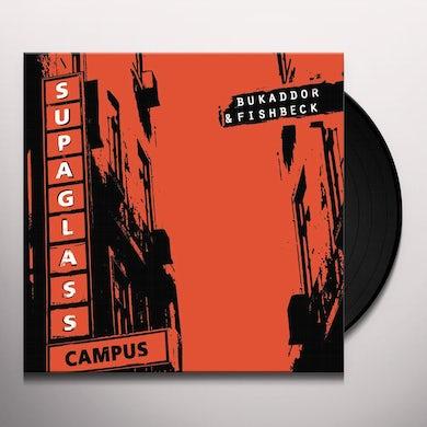 Bukaddor & Fishbeck SUPAGLASS Vinyl Record