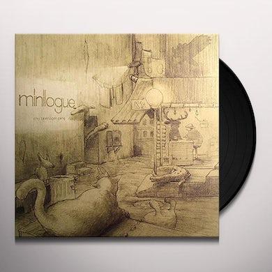 Minilogue MY TEENAGER GANG Vinyl Record