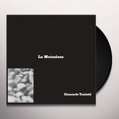 Giancarlo Toniutti LA MUTAZIONE Vinyl Record