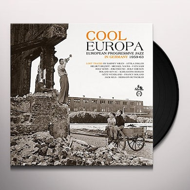 Cool Europa: European Progressive Jazz / Various Vinyl Record