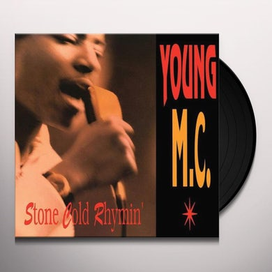 Young Mc STONE COLD RHYMIN Vinyl Record