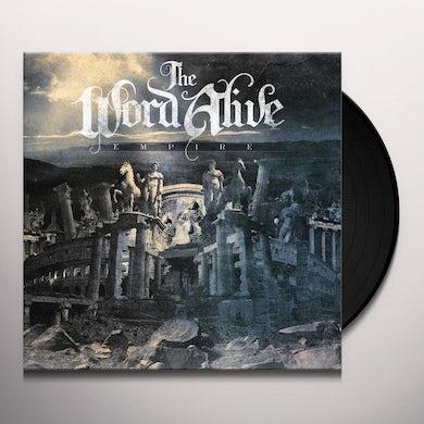 The Word Alive EMPIRE Vinyl Record