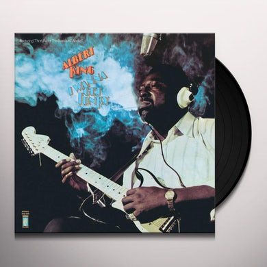 Albert King I WANNA GET FUNKY Vinyl Record
