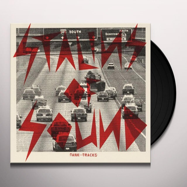 Stalins Of Sound TANK TRACKS Vinyl Record