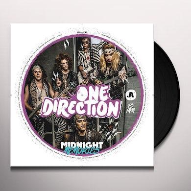 One Direction Midnight Memories Vinyl Record
