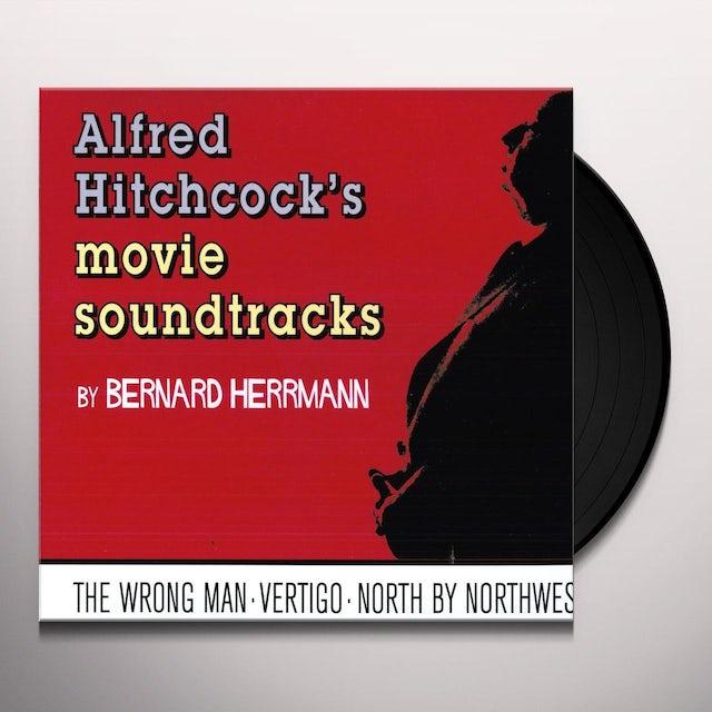 ALFRED HITCHCOCK'S MOVIE / O.S.T. ALFRED HITCHCOCK'S MOVIE / Original Soundtrack Vinyl Record