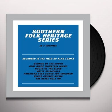 Southern Folk Heritage Series By Alan Lomax / Var Vinyl Record