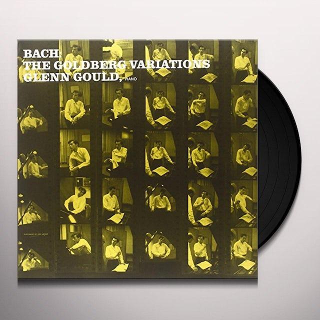 Glenn Gould BACH: GOLDBERG VARIATIONS (LTD) (Vinyl)