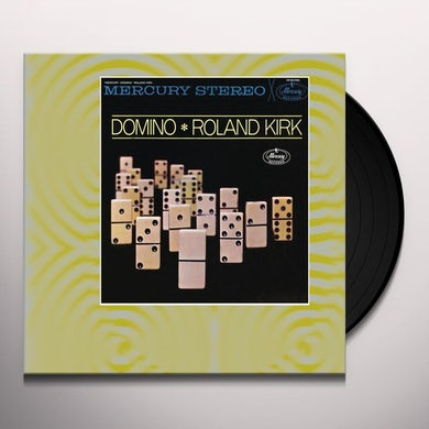 Roland Kirk DOMINO Vinyl Record