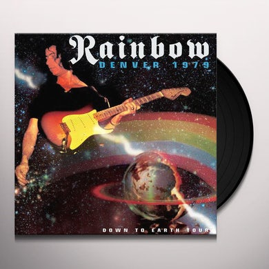 Rainbow DENVER 1979 Vinyl Record