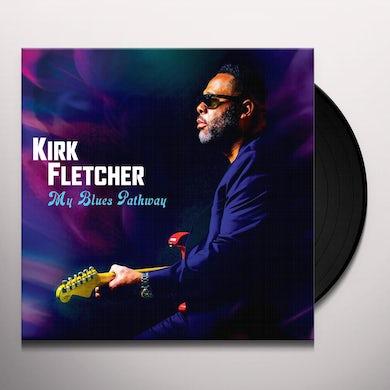 Kirk Fletcher My Blues Pathway (Purple Vinyl) Vinyl Record