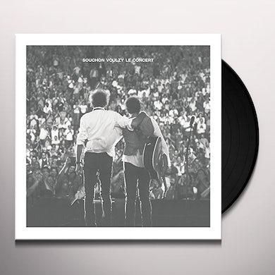 Alain Souchon SOUCHON VOULZY LE CONCERT Vinyl Record