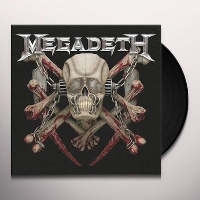 Megadeth KILLING IS MY BUSINESS & BUSINESS IS GOOD: FINAL Vinyl Record