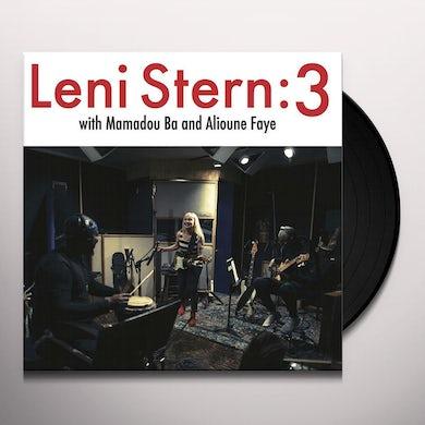 Leni Stern 3 Vinyl Record