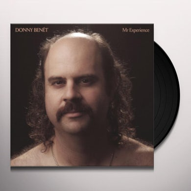 Donny Benet MR EXPERIENCE Vinyl Record